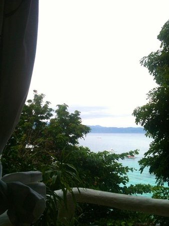 Spider House Resort: .. wake up to this view