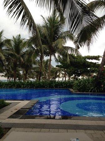 Vinpearl Da Nang Resort & Villas : Um pouco da piscina...