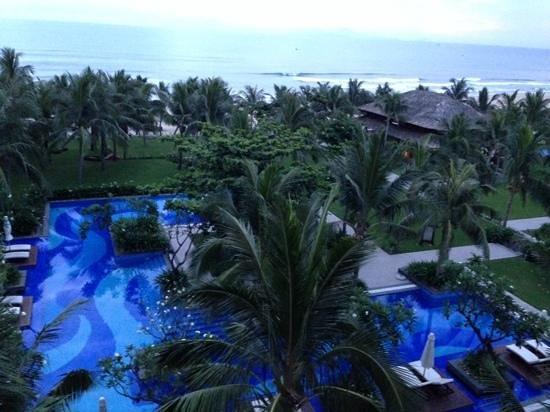 Vinpearl Da Nang Resort & Villas : Vista da varanda