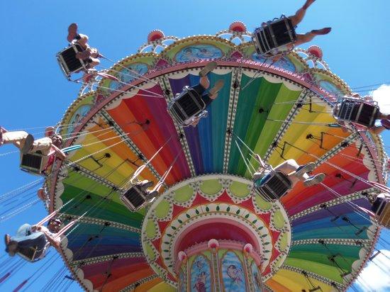 Knoebel's Amusement Resort : The Italian Trapeze