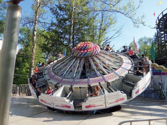 Knoebel's Amusement Resort : The Fandango