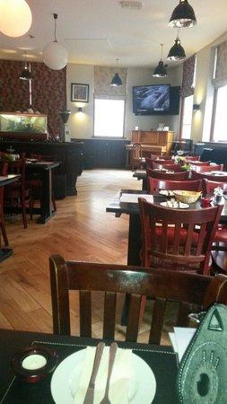 The King William Hotel : Breakfast area