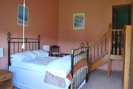 Easterside Farm: The Granary bedroom