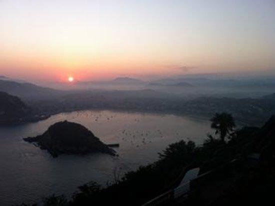 Mercure Monte Igueldo: Vista desde el balcón