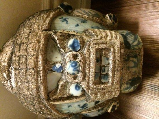 Erawan Museum: Artifacts in the museum