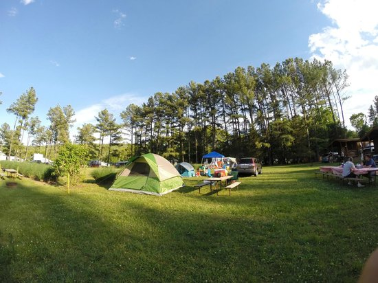 Yogi Bear's Jellystone Park Camp-Resort Luray: camp site
