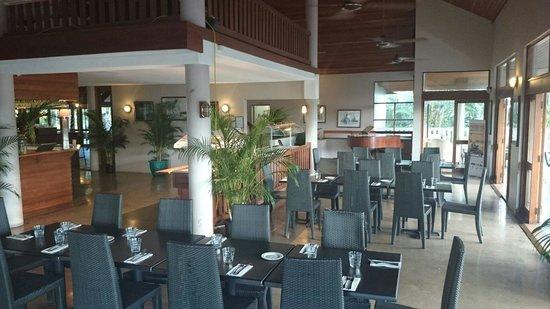 Balcony Restaurant: Beautiful inside too