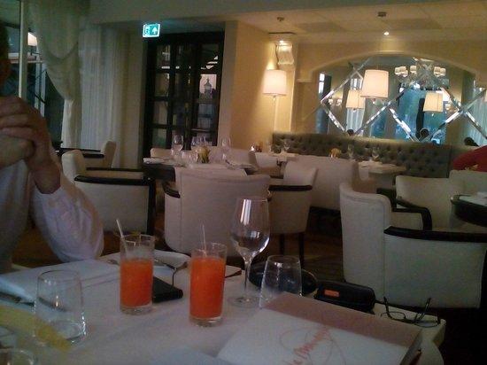 Crowne Plaza Maastricht : restaurant hotel