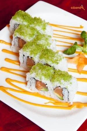 Arigato Sushi Restaurant: 杂志社