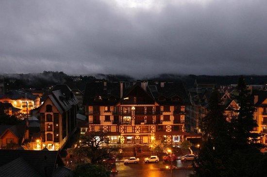 Hotel Casa da Montanha: vista do apartamento