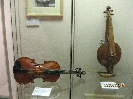Inverness Museum and Art Gallery: Exhibit