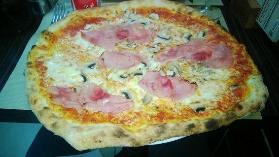 Pizza Rossi : et ça c'était avant le changement de proprio...