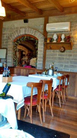 Casa di Paolo: foto do interior