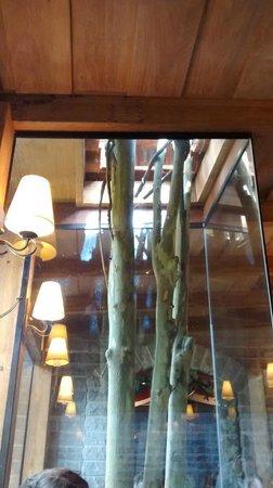 Casa di Paolo: detalhe da decoração