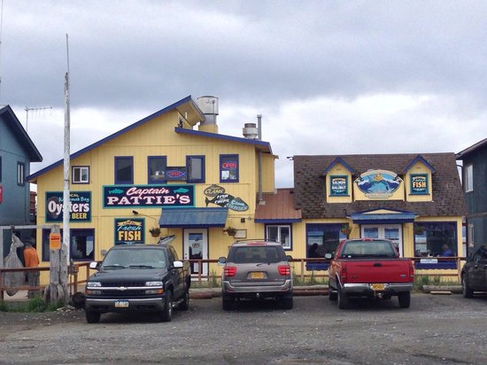 Captain Patties Fish House: Street view