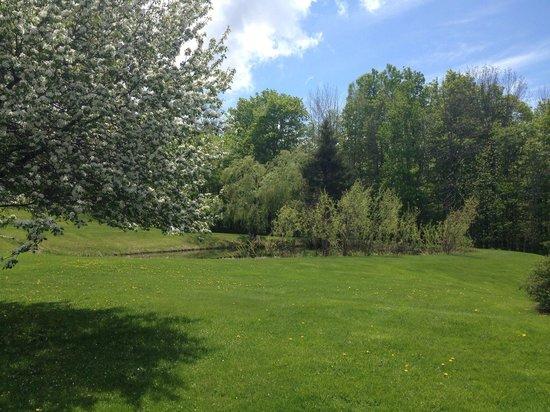 Manoir Le Tricorne: Gardens around Le Tricorne