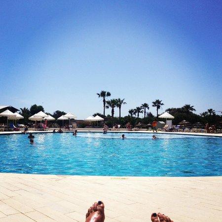 Iberostar Diar El Andalous: the lush pool where you'd tan in no time