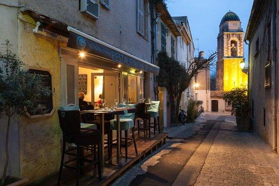 Restaurant Le G' : Rue du Portail Neuf