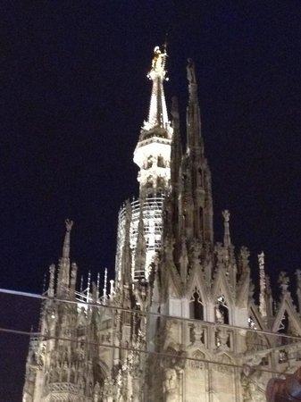 Obica Mozzarella Bar - Duomo : Uma das vistas!!