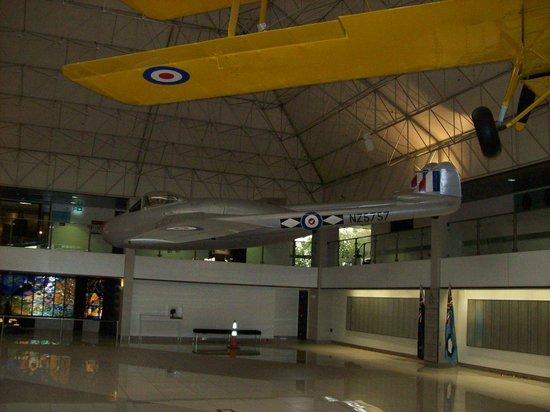 Air Force Museum : Vampire