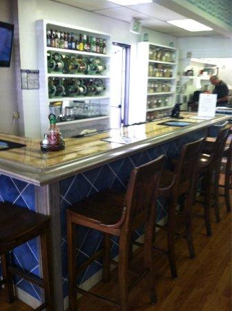 Melita's Greek Cafe and Market: New bar