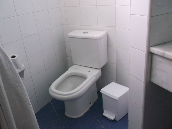 BelleVue Palma Real: pas de siege de toilette