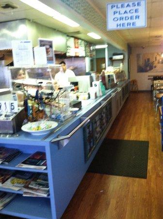 Melita's Greek Cafe and Market: Deli bar