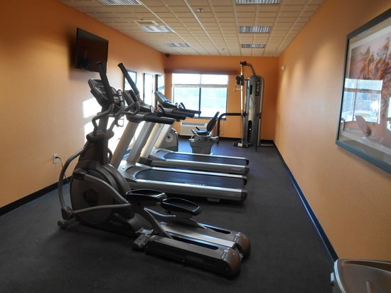 Expressway Suites of Grand Forks: Exercise Rm