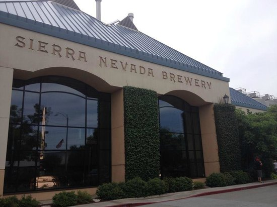 Sierra Nevada Brewing Co Taproom Brewery Chico Ca