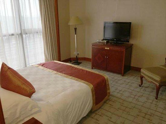 Best Western Shenzhen Felicity Hotel: Bedroom comfortable