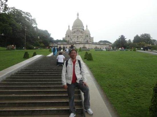 Paris Trip : Catedral de Saint Clair - Paris-FRA