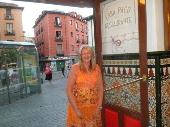Walks of Madrid Tapas Tour: Casa Paco