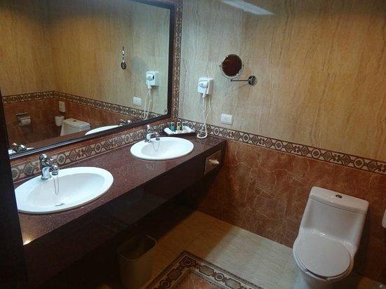 Hotel Riu Palace Las Americas: Banheiro