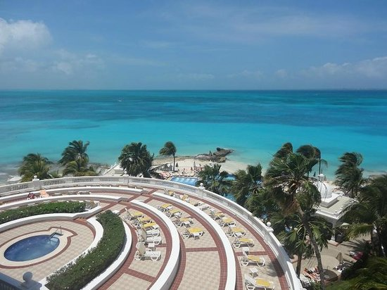 Hotel Riu Palace Las Americas: Vista 2