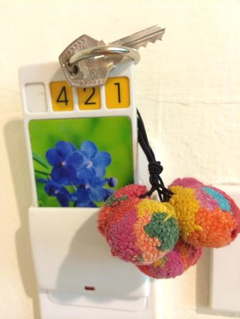 Nak Nakara: Cutie room key