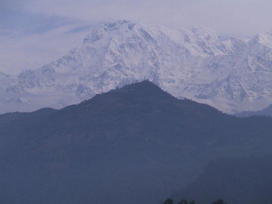 Hotel Pokhara Grande: the view