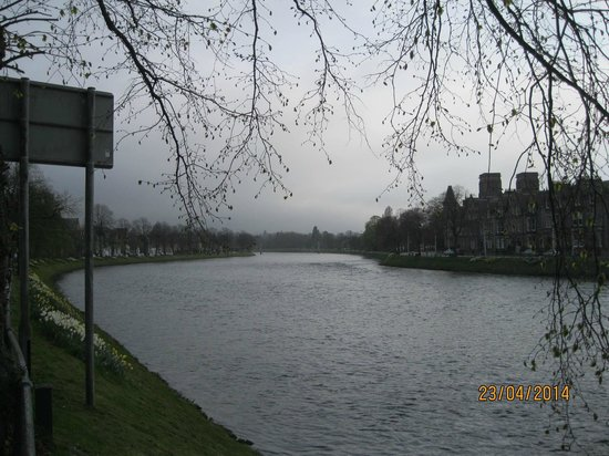 River Ness: The river
