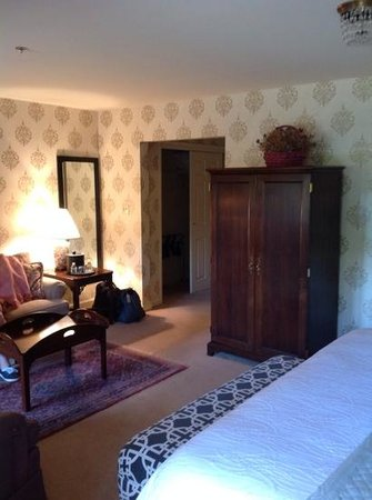 Carnegie Inn & Spa : room #5