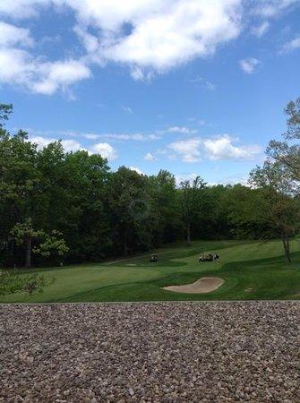 Carnegie Inn & Spa: golf view   #5