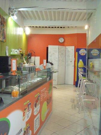 Restaurant pittz dans aix en provence avec cuisine autres for Aix en provence cuisine