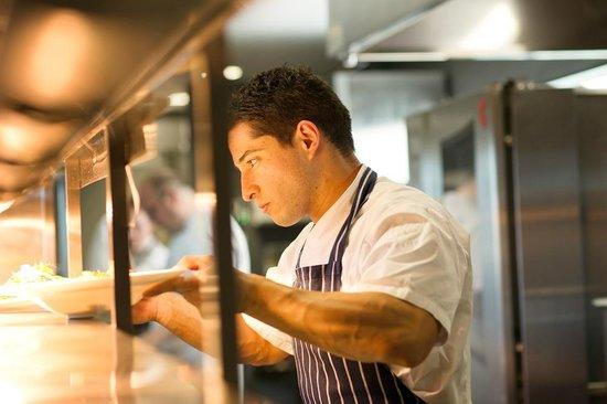 Oakridge Wines: José Chavez, chef at Oakridge