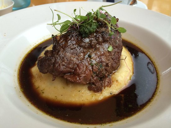 Mike's Wine Tours : The beef cheek