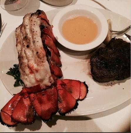 The Palm Orlando: Surf and Turf