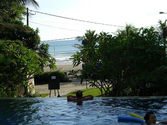 The Camakila Legian Bali: Close to the beach