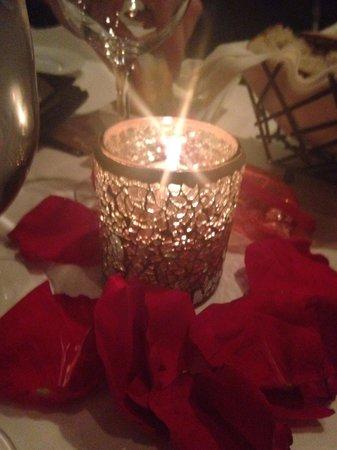 Brando's Citi Cucina: Romance at Brando's