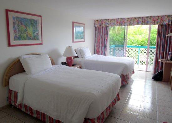 Sonesta Maho Beach Resort, Casino & Spa: Picture perfect room