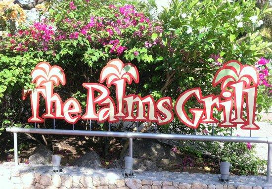 Sonesta Maho Beach Resort, Casino & Spa: Goo variety on the menu here