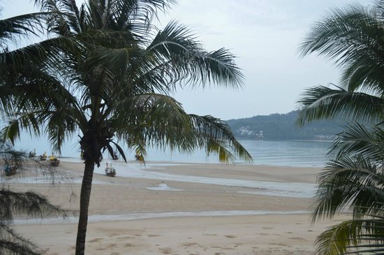 Thai Kamala Beach Front: View from bacony