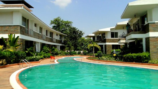 Well maintained pool picture of wonderland resort - Hotels in silvassa with swimming pool ...