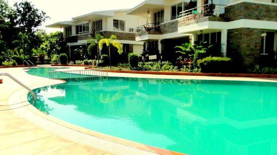 Wonderland Resort: Well maintained pool